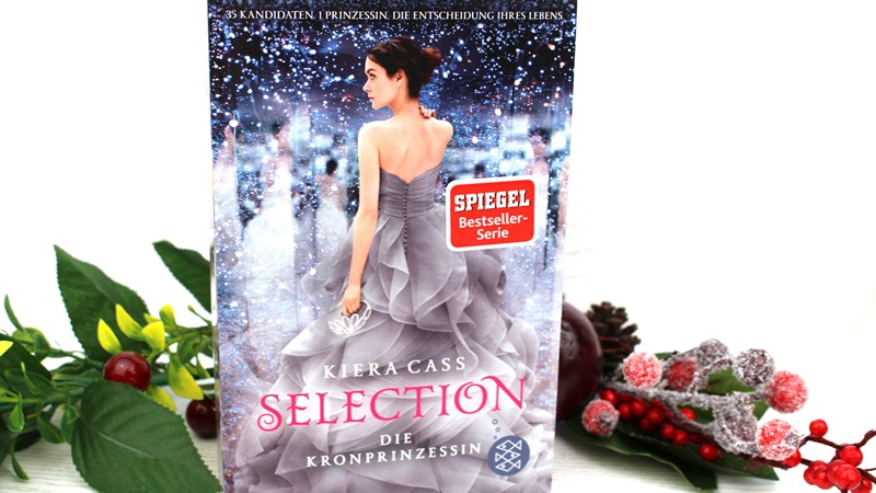 Kiera Cass – Selection: Die Kronprinzessin (Band 4)