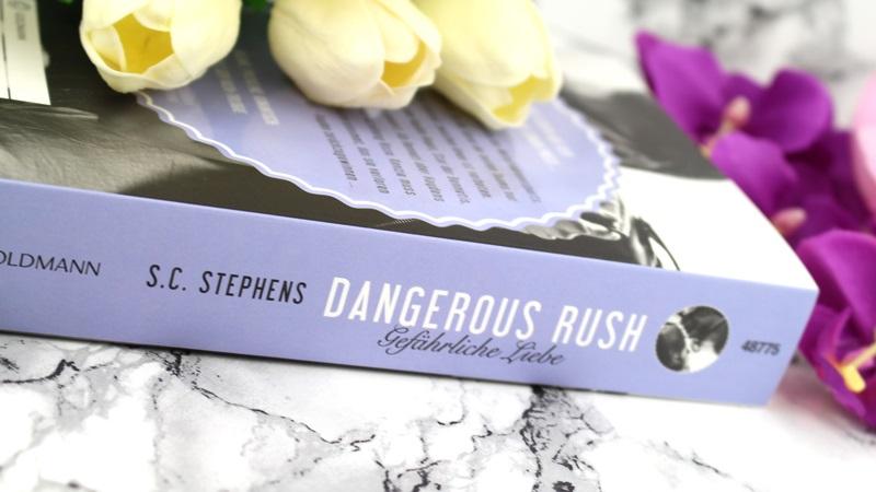 S.C. Stephens – Dangerous Rush: Gefährliche Liebe (Band2)