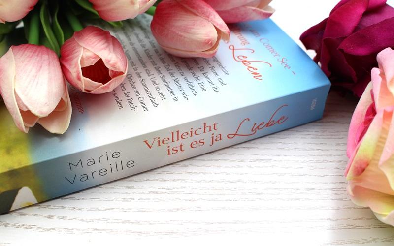 Marie Vareille – Vielleicht ist es jaLiebe