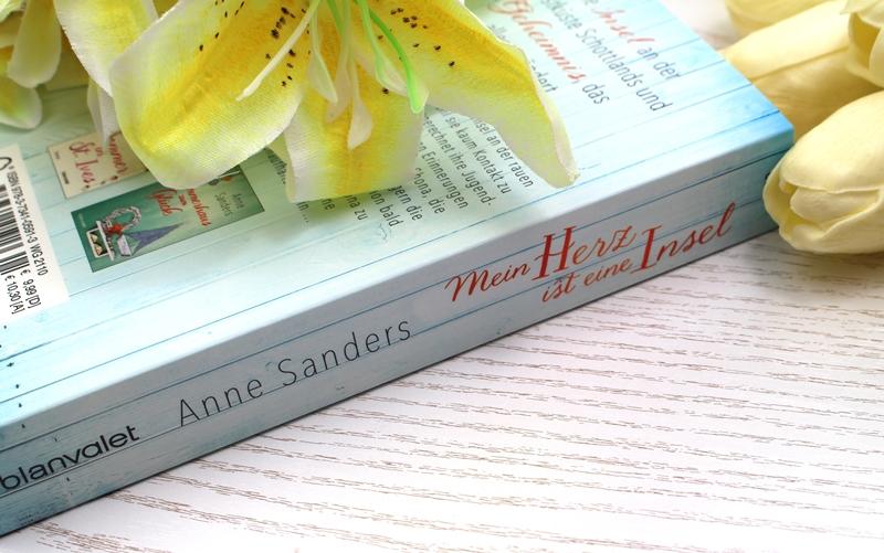 Anne Sanders – Mein Herz ist eineInsel