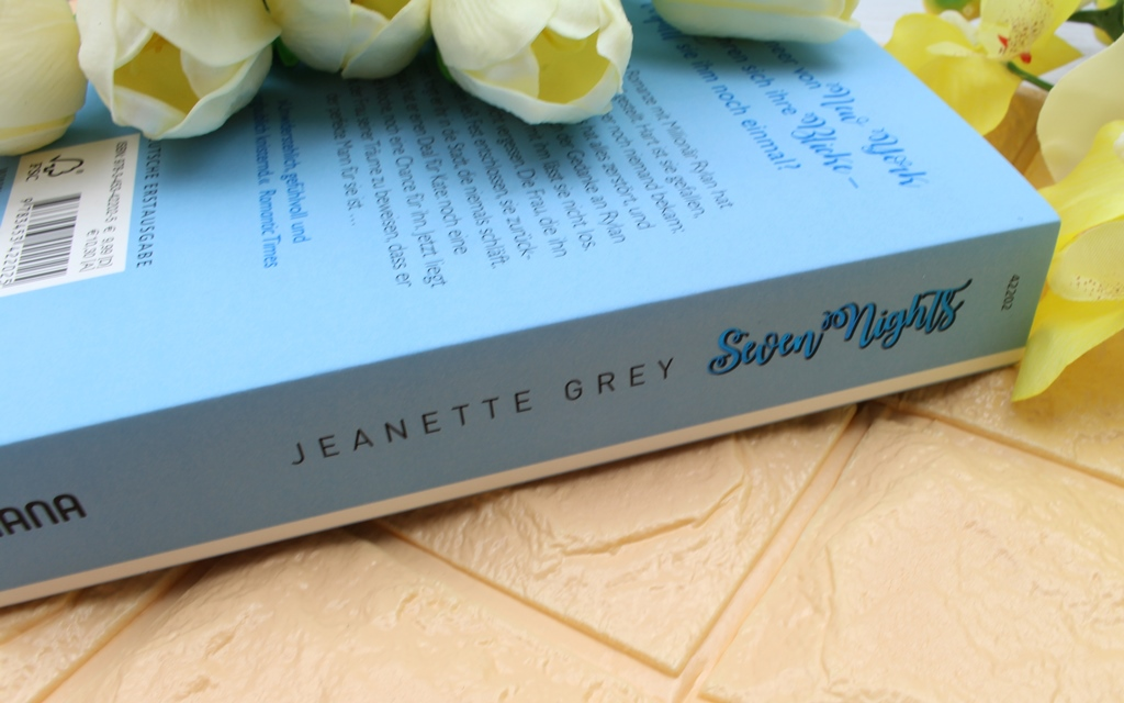 Jeanette Grey – Seven Nights New York