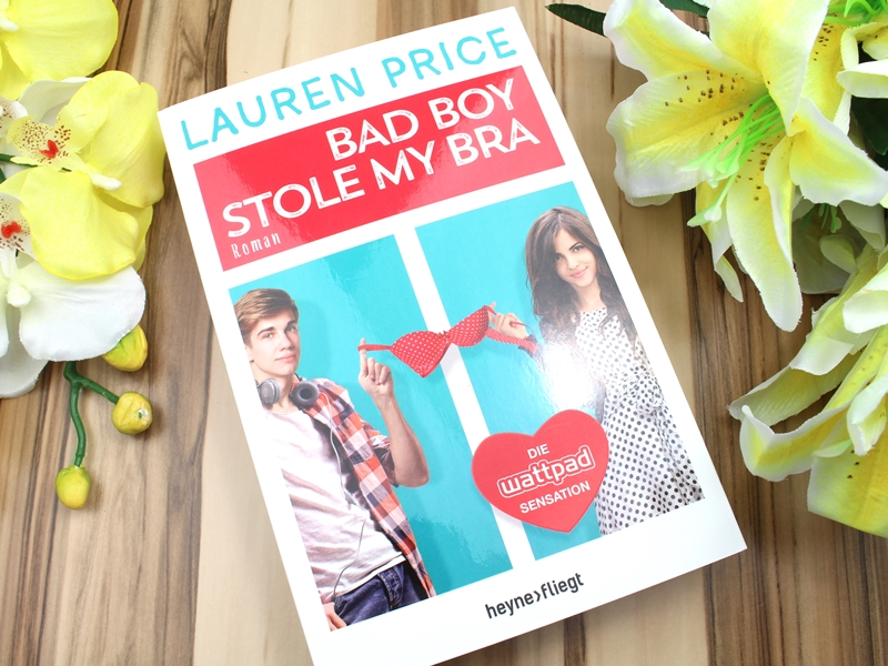 Lauren Price - Bad Boy stole my bra