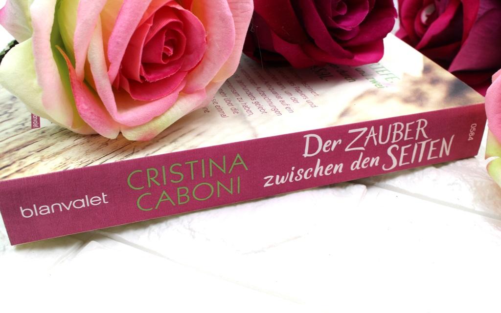 Cristina Caboni – Der Zauber zwischen denZeilen