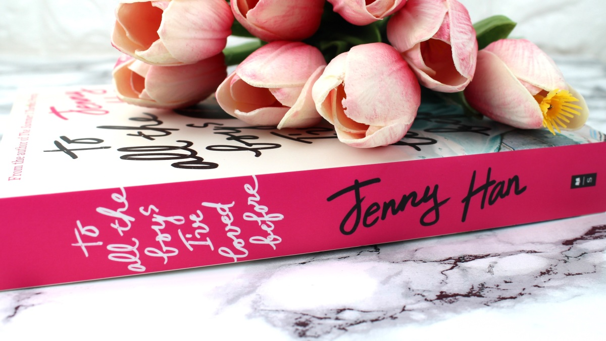 Jenny Han – To all the boys I´ve loved before