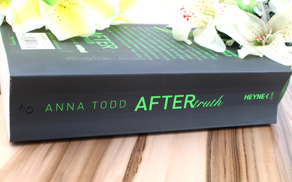 Anna Todd – After Truth [After Reihe Band 2]