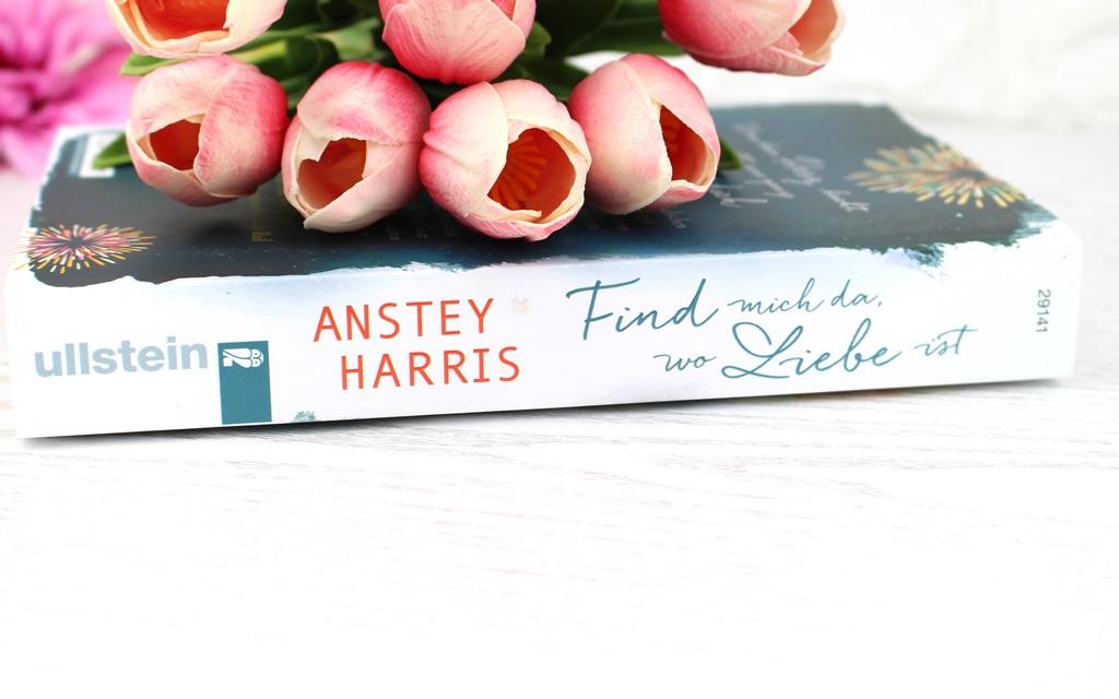 Anstey Harris – Find mich da , wo Liebeist