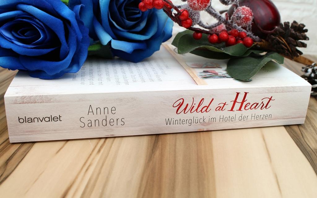 Anne Sanders – Wild at Heart – Winterglück im Hotel derHerzen