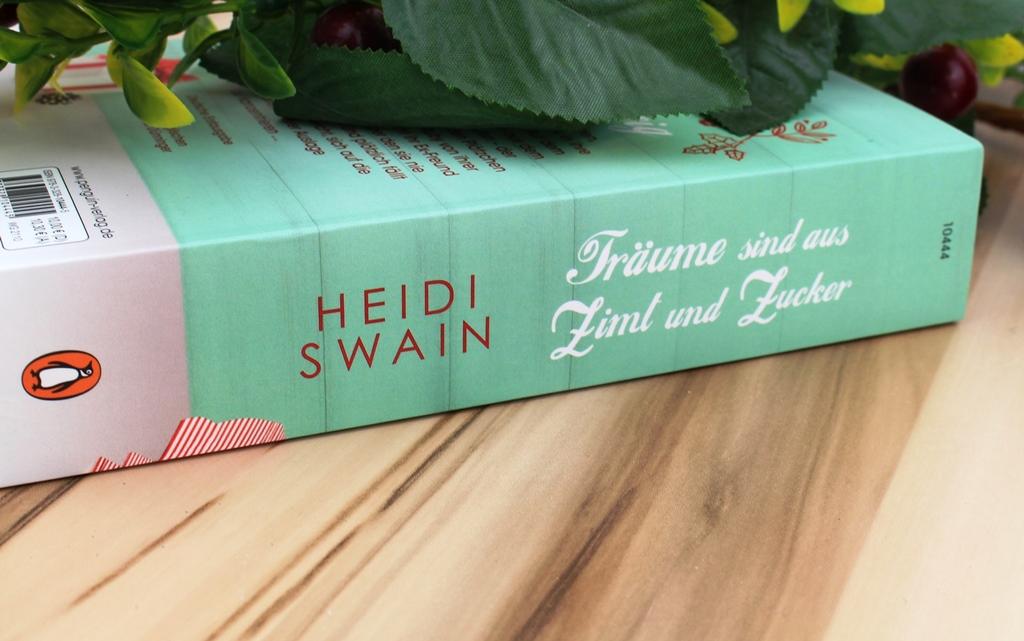 Heidi Swain – Träume sind mit Zimt undZucker