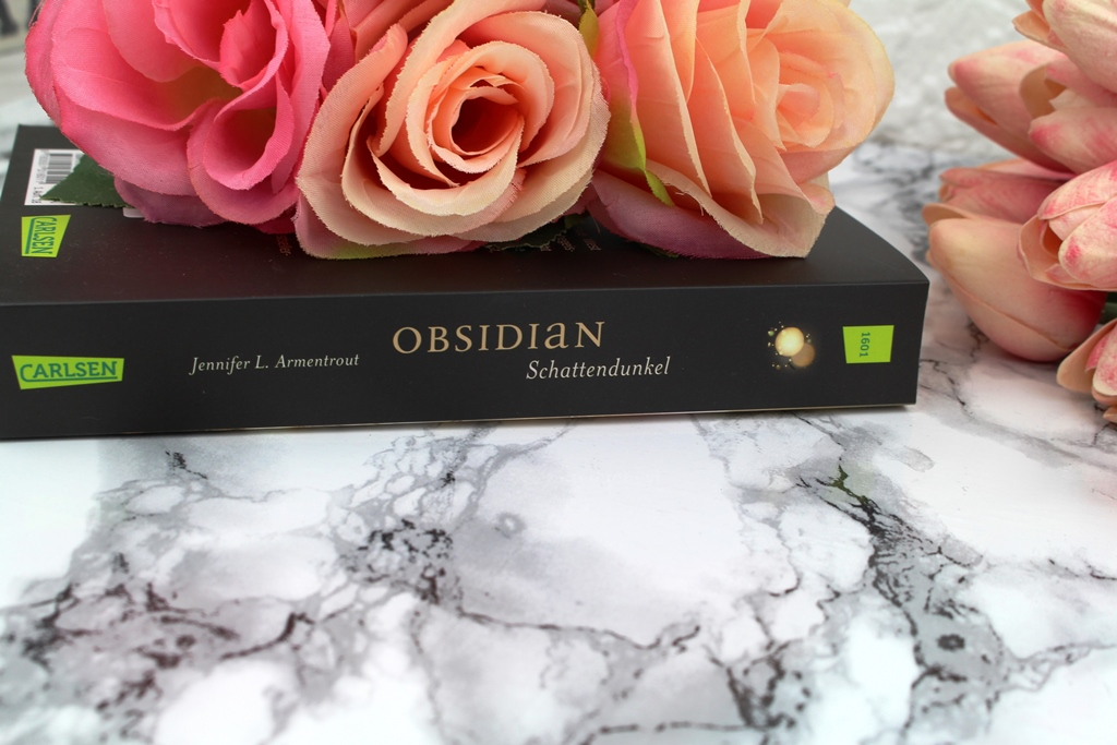 Jennifer L. Armentrout – Obsidian: Schattendunkel (Obsidian Band1)