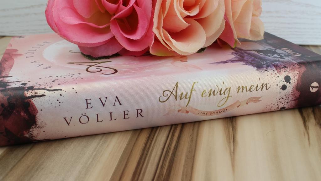 Eva Völler – Auf ewig mein (Time School Band2)