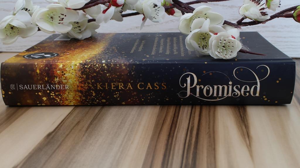 Kiera Cass –Promised