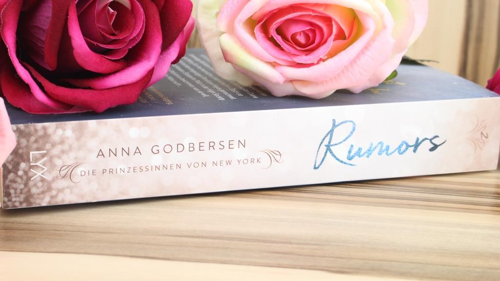 Anna Godbersen – Die Prinzessinnen von New York: Rumors (Band2)