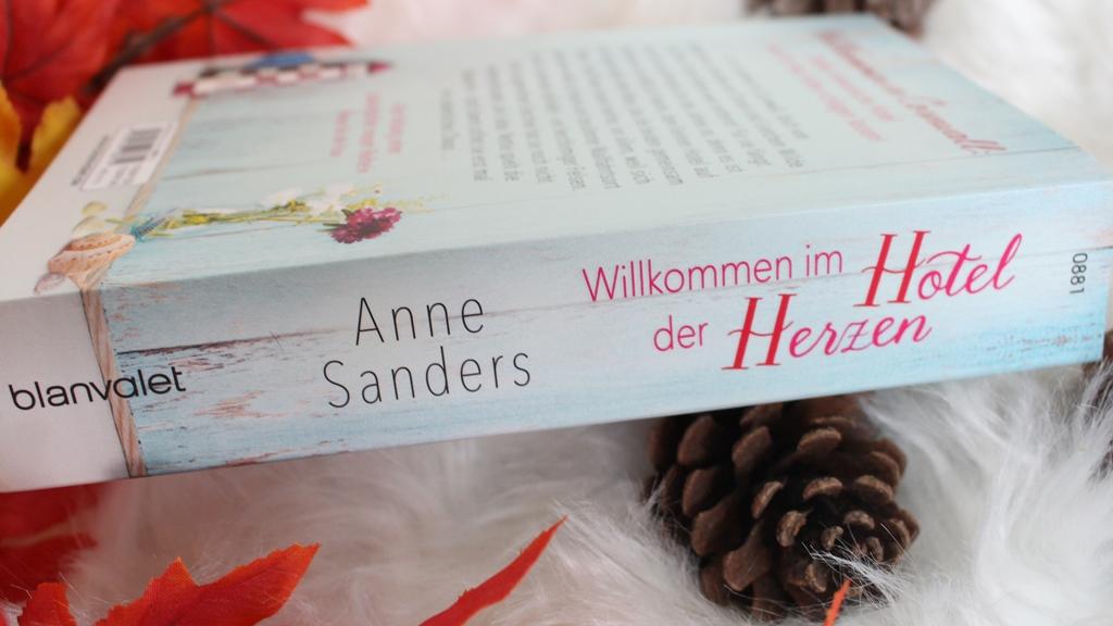 Anne Sanders – Willkommen im Hotel derHerzen